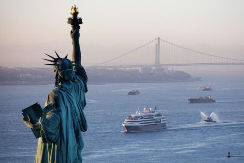 "Kreuzfahrt in Nordamerika - ""The American Dream"" - Nordamerika per Kreuzfahrt umrunden"