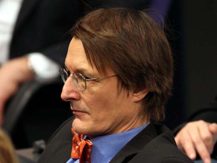 Lauterbach verzichtet auf Vize Chefposten in SPD Fraktion - Lauterbach verzichtet auf Vize-Chefposten in SPD-Fraktion