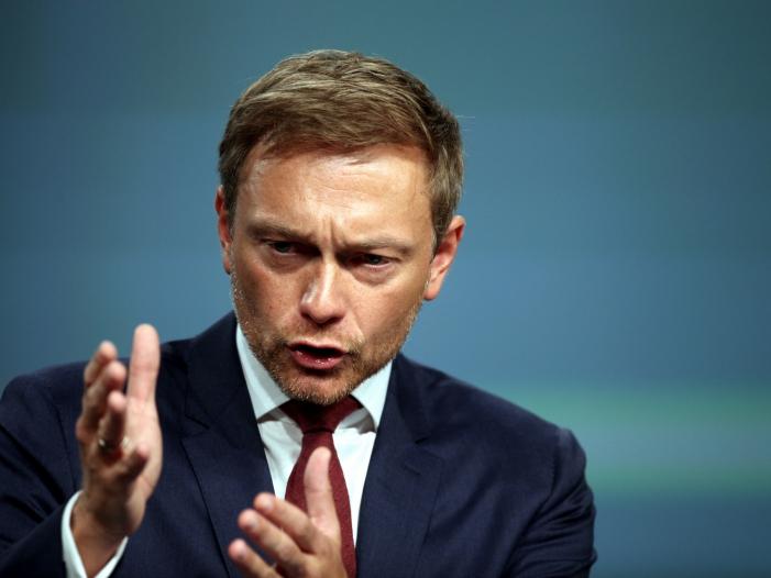 """Lindner will von FDP höheres Marschtempo - Lindner will von FDP """"höheres Marschtempo"""""""