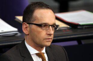 Maas fordert gemeinsame Lösungen bei internationalen Krisen 310x205 - Maas fordert gemeinsame Lösungen bei internationalen Krisen