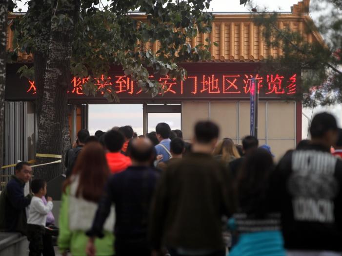 Photo of Menschenrechtsbeauftragte: Lage in China verschlechtert sich