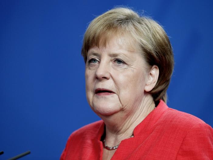 Merkel würdigt Mut von DDR Bürgern zur Realisierung der Einheit - Merkel würdigt Mut von DDR-Bürgern zur Realisierung der Einheit