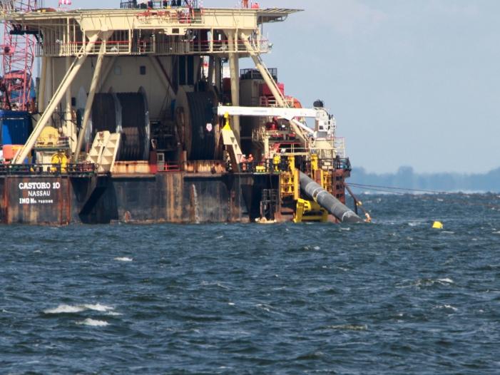 Bild von Oppermann fürchtet US-Sanktionen gegen Nord Stream 2