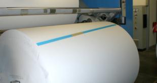 Papierrolle 310x165 - Die Zellstoffindustrie wächst - auch dank Umwelttechnologie