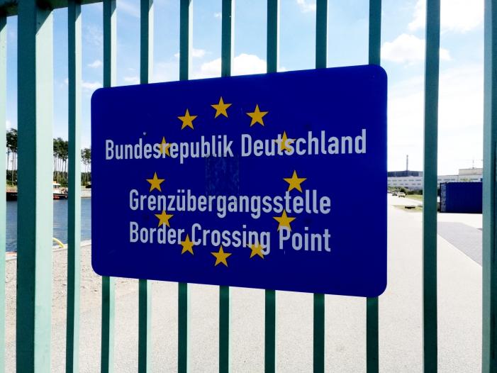 Polizeigewerkschaft begrüßt Schleierfahndung an deutschen Grenzen - Polizeigewerkschaft begrüßt Schleierfahndung an deutschen Grenzen