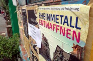 Rheinmetall Chef fordert klares Bekenntnis zur Rüstungsindustrie 310x205 - Rheinmetall-Chef fordert klares Bekenntnis zur Rüstungsindustrie