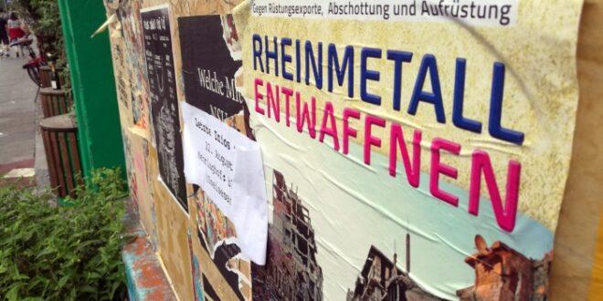 Rheinmetall Chef fordert klares Bekenntnis zur Rüstungsindustrie 660x330 - Rheinmetall-Chef fordert klares Bekenntnis zur Rüstungsindustrie