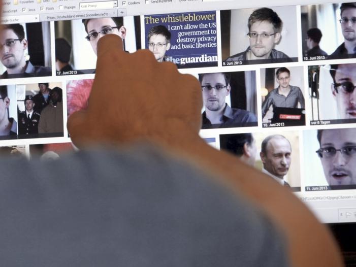 Photo of Snowden will politisches Asyl in der EU