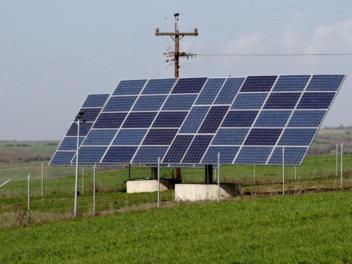 Bild von Studie: Photovoltaik wichtigste Öko-Alternative nach Atomausstieg