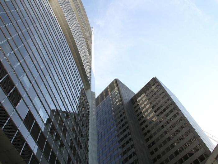 Top Bankerin Blessing erwartet Konsolidierung der Bankenbranche - Top-Bankerin Blessing erwartet Konsolidierung der Bankenbranche