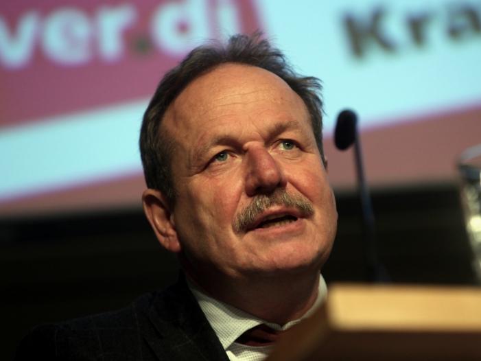 Verdi Chef gegen Klimaanleihe zur Klimaschutz Finanzierung - Verdi-Chef gegen Klimaanleihe zur Klimaschutz-Finanzierung