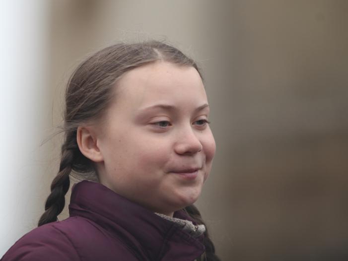 Von Weizsäcker verteidigt Greta Thunberg