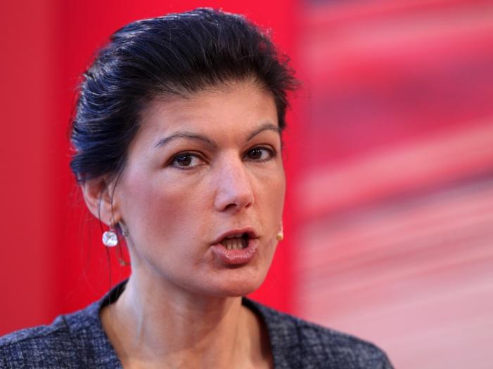 Bild von Wagenknecht: Linke mitverantwortlich für AfD-Wahlerfolge