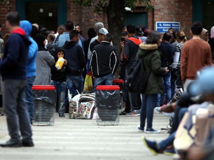 Zahl der Empfänger von Asylbewerberleistungen gesunken - Zahl der Empfänger von Asylbewerberleistungen gesunken