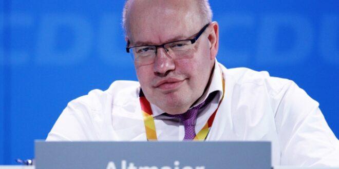 Altmaier hält Urwahl des Kanzlerkandidaten weiter für möglich 660x330 - Altmaier hält Urwahl des Kanzlerkandidaten weiter für möglich