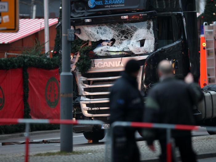 Photo of Breitscheidplatz-Attentäter fotografierte Merkels Wohnhaus