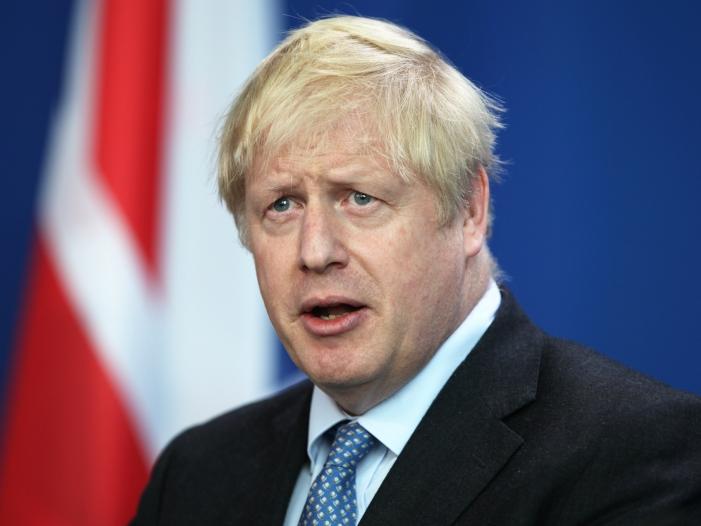 Photo of Brexit: Johnson will keine Kontrollen an irischer Grenze