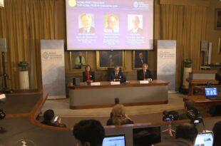 Chemie Nobelpreis geht an drei Batterieforscher 310x205 - Chemie-Nobelpreis geht an drei Batterieforscher
