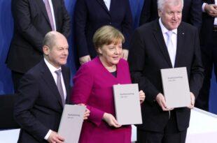 Finanzminister verteidigt Klimapaket von Großer Koalition 310x205 - Finanzminister verteidigt Klimapaket von Großer Koalition