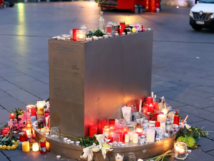 Bild von Gedenkkonzert für Opfer von Halle geplant