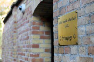 Gemeindemitglieder Sicherheitsvorkehrungen in Halle gering 310x205 - Gemeindemitglieder: Sicherheitsvorkehrungen in Halle gering