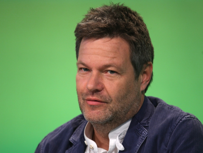 """Photo of Grünen-Chef Habeck: """"Wer brüllt hat Unrecht"""""""