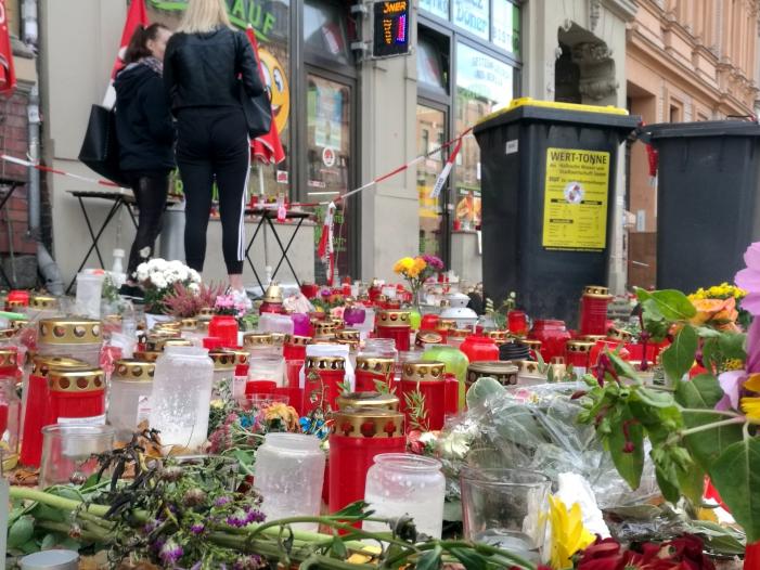 Bild von Haseloff und Gabriel sehen AfD-Mitschuld an Attentat von Halle