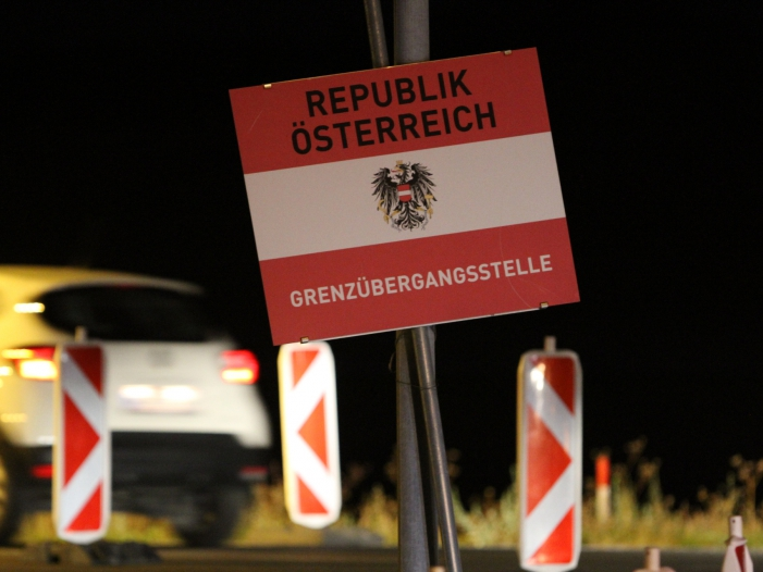 Herrmann begrüßt Verlängerung von Kontrollen an Grenze zu Österreich