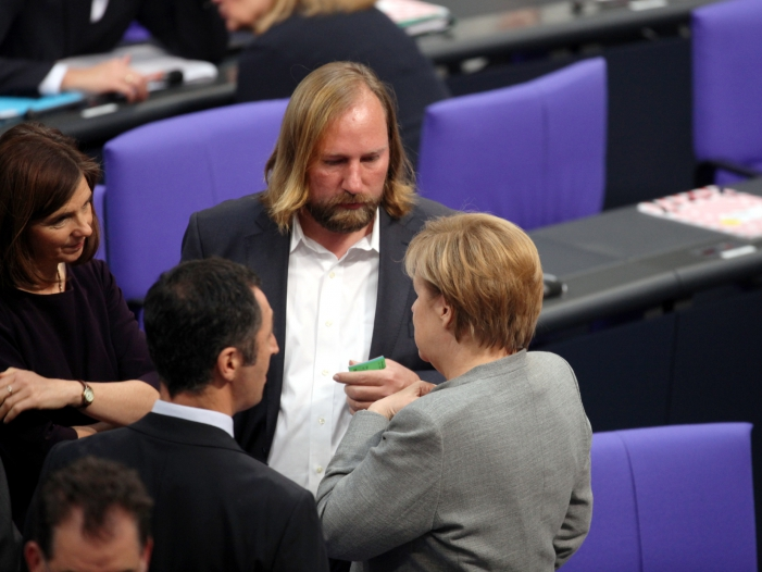 Huber: Schwarz-Grün kann Spaltung der Gesellschaft überwinden