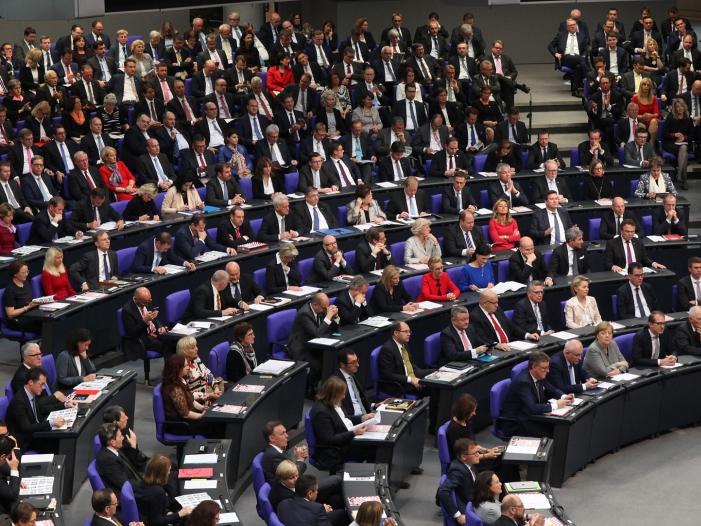 Infratest Union vor Grünen SPD und AfD verlieren - Infratest: Union vor Grünen - SPD und AfD verlieren
