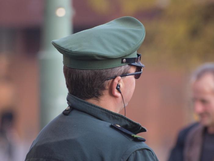 Bild von Jeder fünfte Polizist geht bis 2024 in Pension