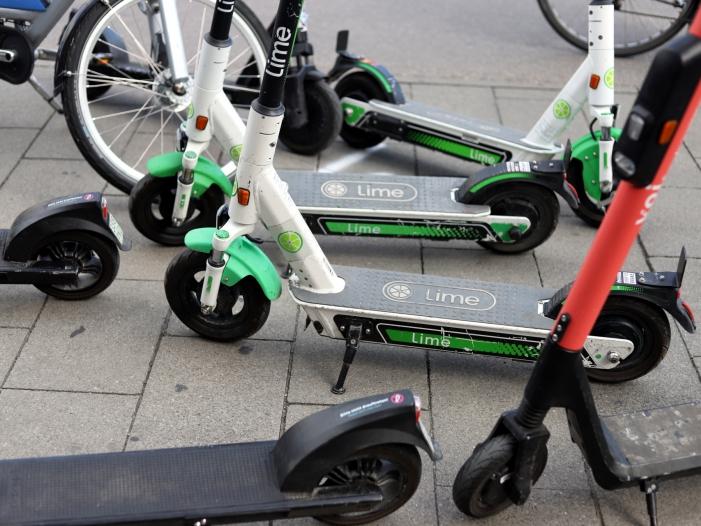 Bild von Lime-Chef wirbt um Verständnis für E-Scooter
