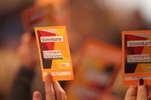 Linnemann Niemand wird auf CDU Parteitag K Frage stellen 310x205 - Linnemann: Niemand wird auf CDU-Parteitag K-Frage stellen