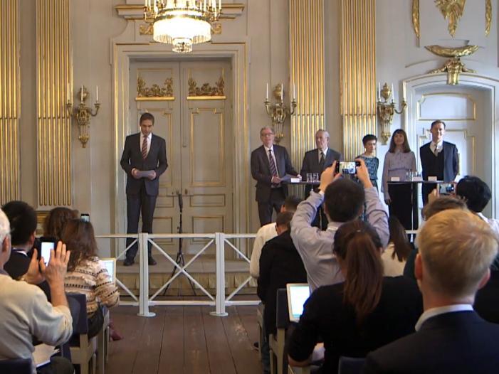 Literatur Nobelpreise gehen an Tokarczuk und Handke - Literatur-Nobelpreise gehen an Tokarczuk und Handke