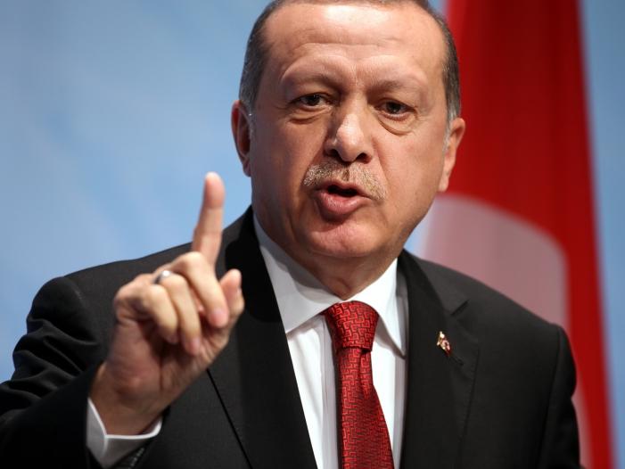 """Bild von Nahost-Experte nennt Erdogans Syrien-Offensive """"Himmelfahrtskommando"""""""