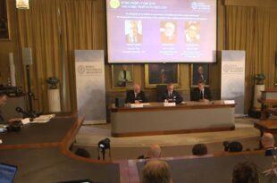Physik Nobelpreis geht an drei Astronomen 310x205 - Physik-Nobelpreis geht an drei Astronomen