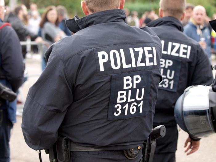 Polizeigewerkschaft beklagt wachsende Respektlosigkeit