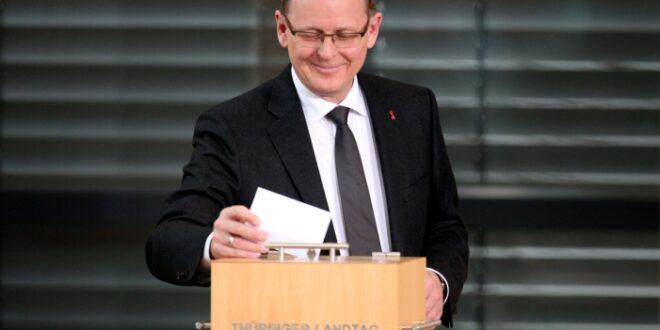 Ramelow sieht keinen Zeitdruck bei Regierungsbildung in Thüringen 660x330 - Ramelow sieht keinen Zeitdruck bei Regierungsbildung in Thüringen