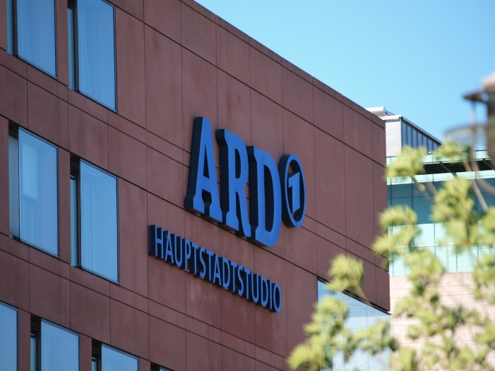 Bild von Reichelt plant Bild-TV als Gegenentwurf zu ARD und ZDF