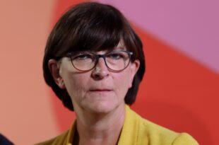SPD Kandidatin Esken will Pflicht Bildungsurlaub für alle 310x205 - SPD-Kandidatin Esken will Pflicht-Bildungsurlaub für alle