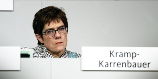 SPD irritiert über Kramp Karrenbauers Syrien Initiative 660x330 - SPD irritiert über Kramp-Karrenbauers Syrien-Initiative