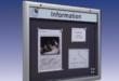 Schaukasten 110x75 - Werbung, Werbung und noch mehr Werbung – der erste Eindruck zählt