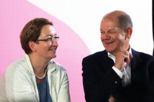 ScholzGeywitz und Walter BorjansEsken gehen in SPD Stichwahl 310x205 - Scholz/Geywitz und Walter-Borjans/Esken gehen in SPD-Stichwahl