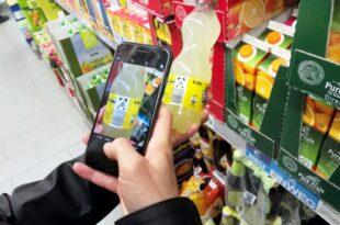 Supermärkte setzen mehr Handscanner zum Bezahlen ein 310x205 - Supermärkte setzen mehr Handscanner zum Bezahlen ein
