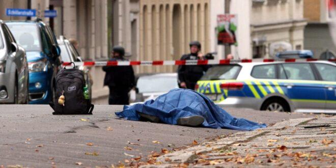 Täter von Halle trug Kampfanzug 660x330 - Täter von Halle trug Kampfanzug
