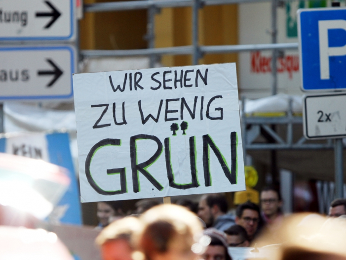 Töpfer will nicht an Fridays for Future Demos teilnehmen - Töpfer will nicht an Fridays-for-Future-Demos teilnehmen