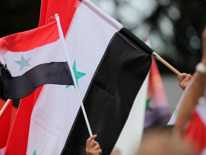 Union warnt vor weiterer militärischer Eskalation in Syrien - Union warnt vor weiterer militärischer Eskalation in Syrien
