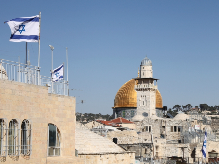 Unions Außenpolitiker lehnen Botschaftsverlegung nach Jerusalem ab - Unions-Außenpolitiker lehnen Botschaftsverlegung nach Jerusalem ab