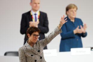"""Unionsfraktionschef will Kramp Karrenbauer Zeit geben 310x205 - Unionsfraktionschef will Kramp-Karrenbauer """"Zeit geben"""""""