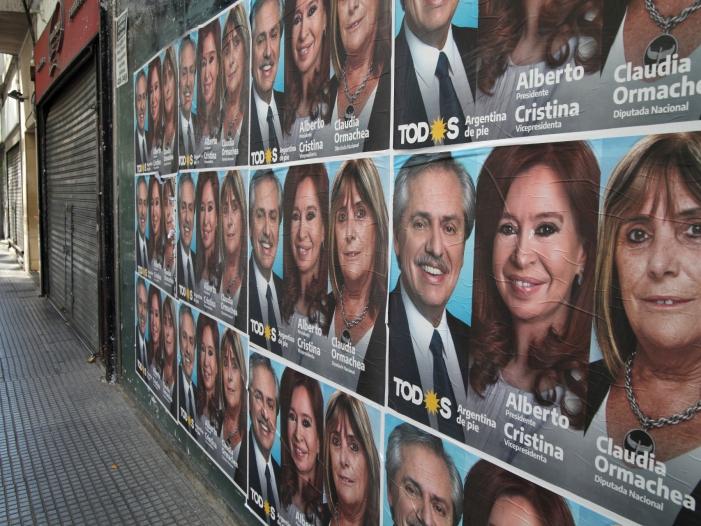 Photo of Wahl in Argentinien gestartet